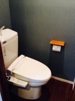 Cafe'調 トイレ室
